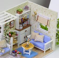 aliexpress com buy cuteroom 2017 new diy wooden doll house
