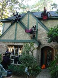 roof decorations how to decorate your roof for halloween