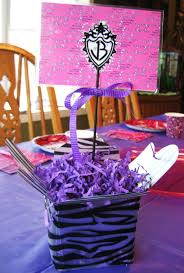 themed table decorations stunning birthday party table decoration idea table