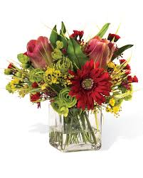 silk flowers gerbera tulip silk flower centerpiece at petals
