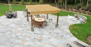 Backyard Cement Ideas Backyard Cement Designs Large Size Of Patio Patio Floor Ideas