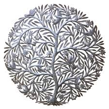 Tree Of Life Home Decor Superb Decorative Metal Wall Art Panels Wall Ideas Decorative
