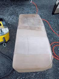 laver siege voiture siege tissu en cours de nettoyage nettoyage sieges lavage de