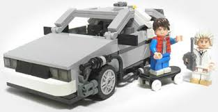 the best lego sets from back to the future to wars