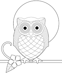 owls 21 owl coloring page 22 owl coloring pages hard owl coloring