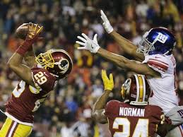 giants falter in thanksgiving showdown with redskins