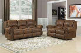 Microfiber Reclining Sofa Sets Quinn Bomber Jacket Microfiber Recliner Collection