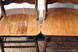 how to refinish a wood table how to refinish wood furniture the country chic cottage