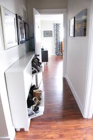 Storage Solutions For Shoes In Entryway Best 25 Shoe Storage Solutions Ideas On Pinterest Bedroom