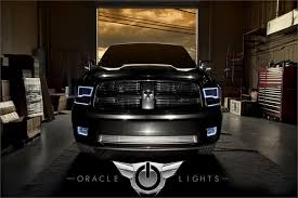2009 dodge ram 1500 headlight bulbs oracle halo lights complete assemblies oem style for dodge