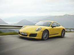 the new 2018 porsche 911 carrera t myautoworld com