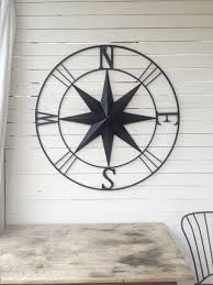 wood compass wall best 25 nautical wall ideas on nautical bedroom