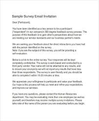 6 invitation email examples samplessample business email