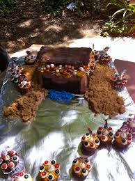 pirate themed birthday party the outlaw mom tm blog