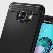 Samsung Galaxy Rugged Spigen Rugged Armor Samsung Galaxy A3 2016 Tough Case Black