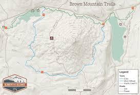 Green Circle Trail Map Trail Maps Klamath Trails Alliance