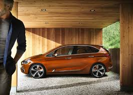 plug in hybrid bmw 2 series active tourer to be unveiled in 2015