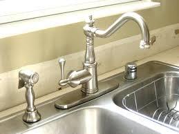 kohler brass kitchen faucets kohler brass kitchen faucet decoratg spiration kohler antique brass