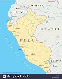 Map Of Peru South America by South America Peru Map Atlas Map Of The World Travel
