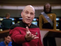 Jean Luc Picard Meme Generator - captain jean luc picard why the fuck hi rez blank template imgflip