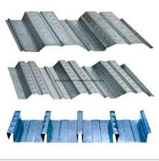 china steel galvanized corrugated metal joists floor decking