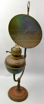 antique kerosene l globes c e s 1956 c eastlake and sons green railroad lantern from