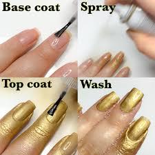 the polish list nails inc paint can spray good as gold