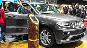 grey jeep grand cherokee 2015 jeep grand cherokee summit platinum edition geneva motor show