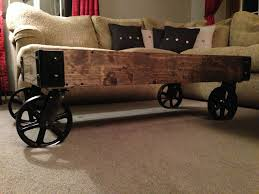 Rustic Coffee Table On Wheels Coffee Table Coffee Table Literarywondrous Rusticth Wheels Image