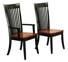 wood dining room chair shaker furniture dining chair