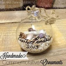 handmade commemorative ornaments diy gifts to