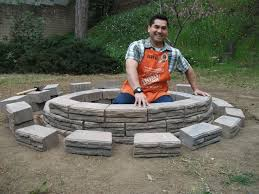 How To Build Your Own Firepit 323 Best Outdoor Hangouts Landscaping Images On Pinterest