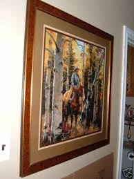 home interior cowboy pictures home interior western cowboy horse picture rancher 37247355
