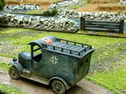 opel truck ww2 wargaming with silver whistle ww2 armour part 4 panzer grey