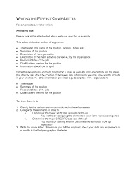 perfect cover letter sample 9 best images of perfect cover letter perfect cover letter