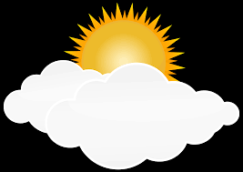 sun with clouds png transparent clip image gallery