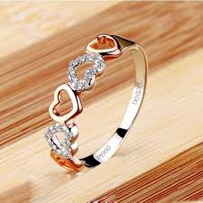 new rings images images New romantic heart cubic zirconia women 39 s ring evermarker jpeg
