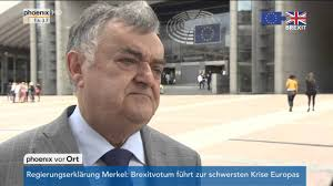 brexit debatte europäisches parlament herbert reul am 28 06 2016