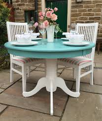 shabby chic round dining table shabby chic round dining table 4 chairs shabby vintage