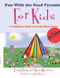 fun with the food pyramid for kids 1 children u0027s guide to eating