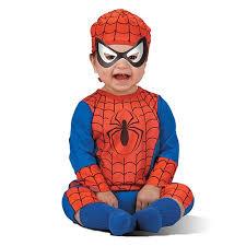 spider man infant halloween costume size 12 18 months walmart com