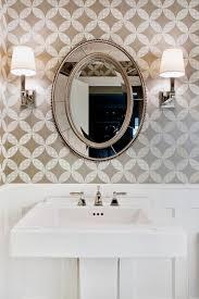 Designer Mirrors For Bathrooms Colors Best 25 Oval Bathroom Mirror Ideas On Pinterest Half Bath