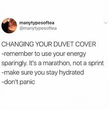 How To Change A Duvet Cover 25 Best Memes About Duvet Covers Duvet Covers Memes
