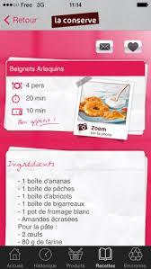 store de cuisine la conserve recettes de cuisine faciles et rapides on the app store
