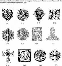 celtic tribal designs and meanings tattooic