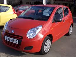 used suzuki alto sz3 for sale motors co uk