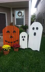 diy halloween decorations for your garden and front porch part 1