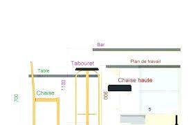 hauteur de cuisine siege de cuisine hauteur hauteur table cuisine chaise haute cuisine