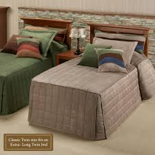 bedspreads and oversized bedspread bedding touch of class