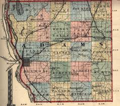 Illinois Map With Counties by Adams County Illinois Maps And Gazetteers
